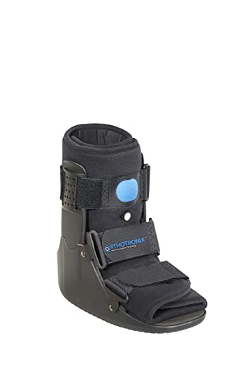 4fe1238624 Amazon.com: Orthotronix Short Air Cam Walker Boot (Medium): Health ...