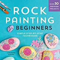 Rock Painting For Beginners: Simple Step-by-Step Techniques