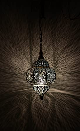 on sale 6bb66 6f3f5 Modern Style Moroccan Lighting Ceiling Hanging Metal Pendant ...