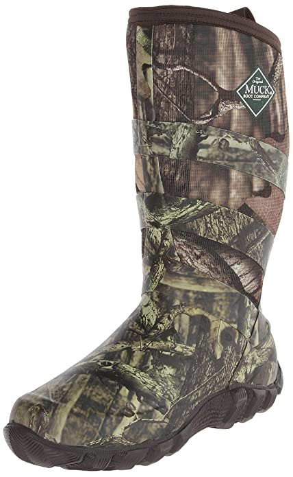 fa4d95c090d Muck Boots Men's Pursuit Fieldrunner Hunting Boot,Mossy Oak Camo,7 M ...