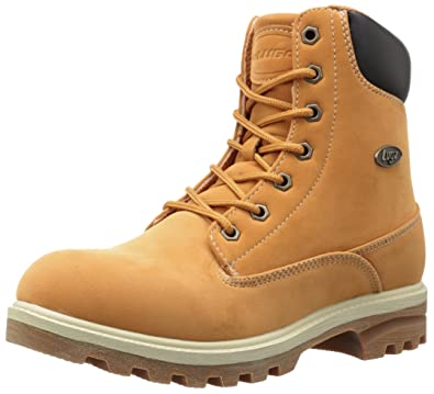 Lugz Women's Empire Hi WR Winter Boot, Golden Wheat/Cream/Bark/Gum