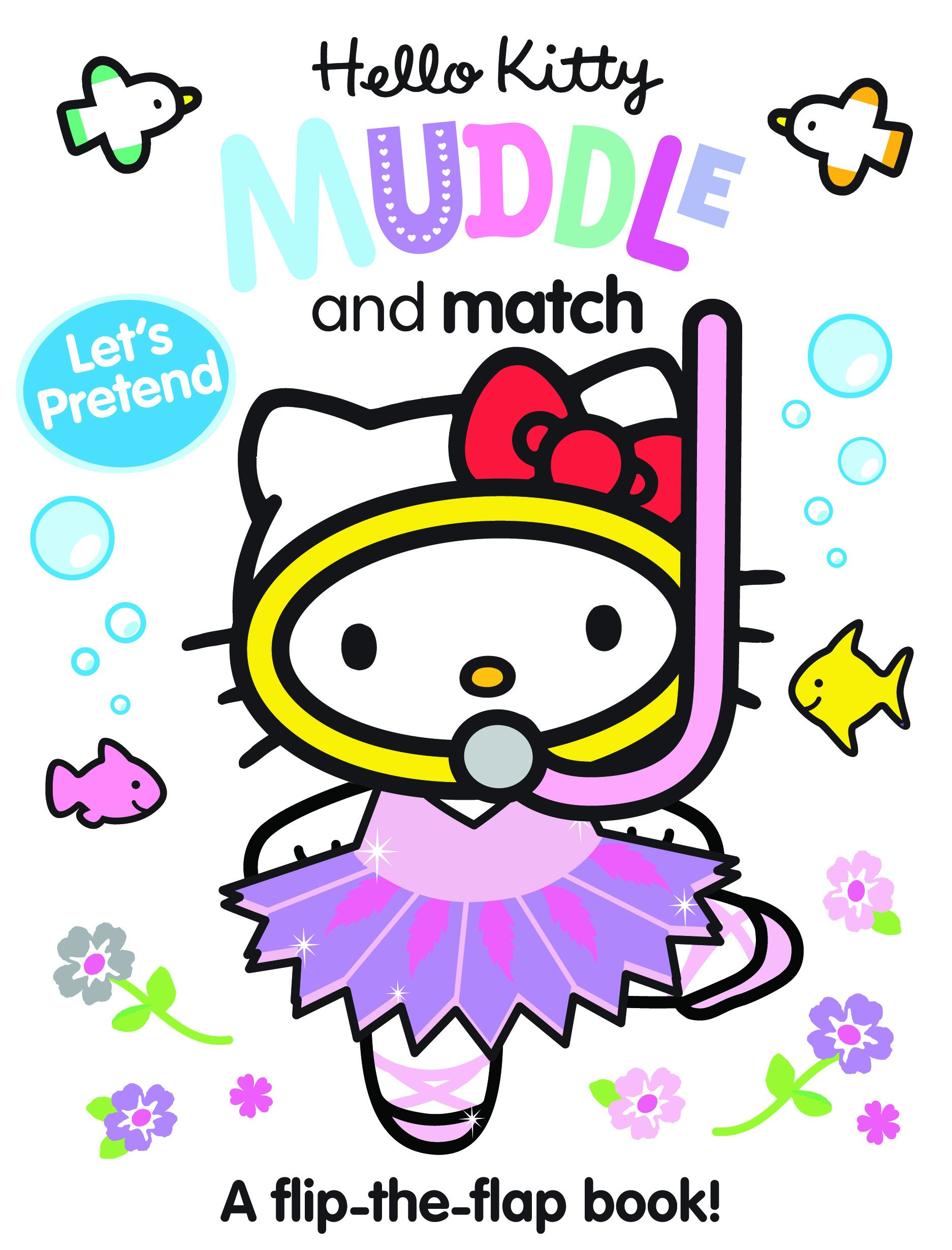 Download Hello Kitty Let's Pretend (Mix and Match) pdf epub