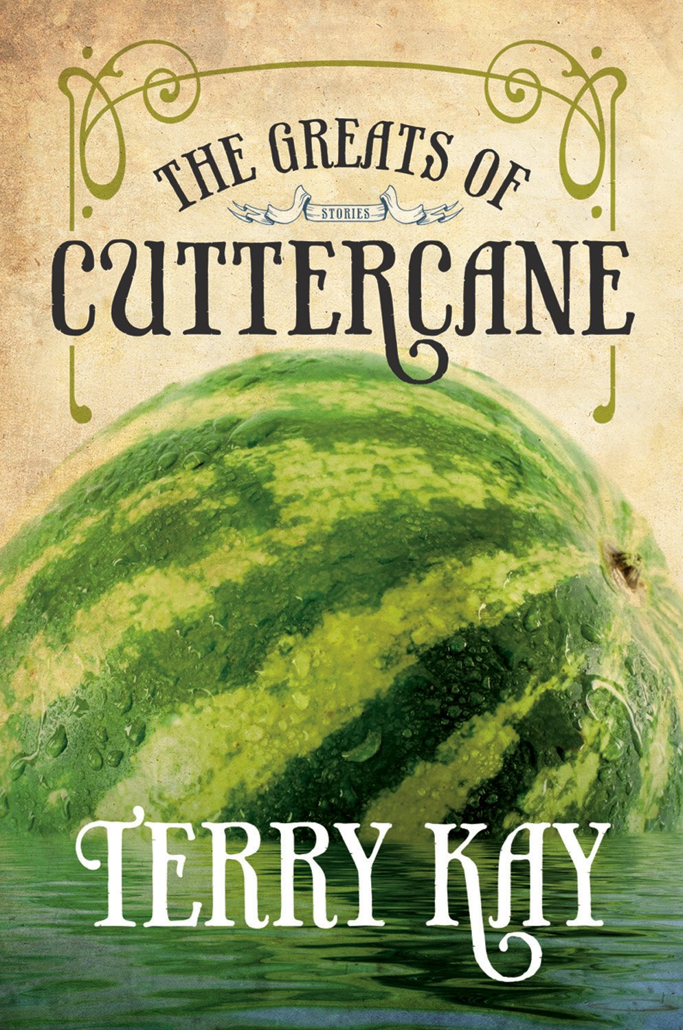The Greats of Cuttercane: The Southern Stories ebook