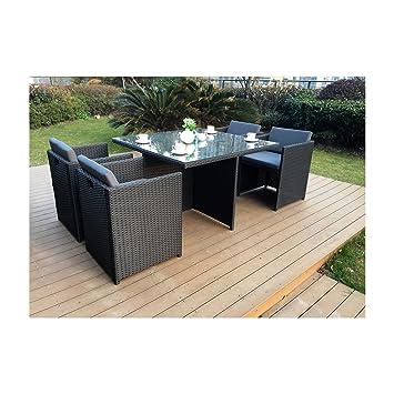 Mon Usine LSR-310-BK/GR 4C Le Vito Salon jardin encastrable en ...
