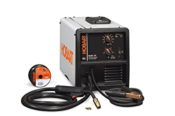 Hobart 500495 Handler 125 MIG 115-Volt Welding Package - Mig ...