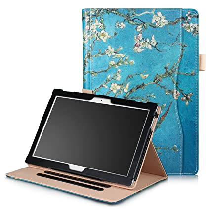 separation shoes 6204d 7fd63 XBE Lenovo Tab 4 10 / Tab4 10 Plus 10 inch case - Multifunctional Cover  Standing Case for Lenovo Tab4 10 / Tab4 10 Plus, with Multiple Viewing  Angles ...