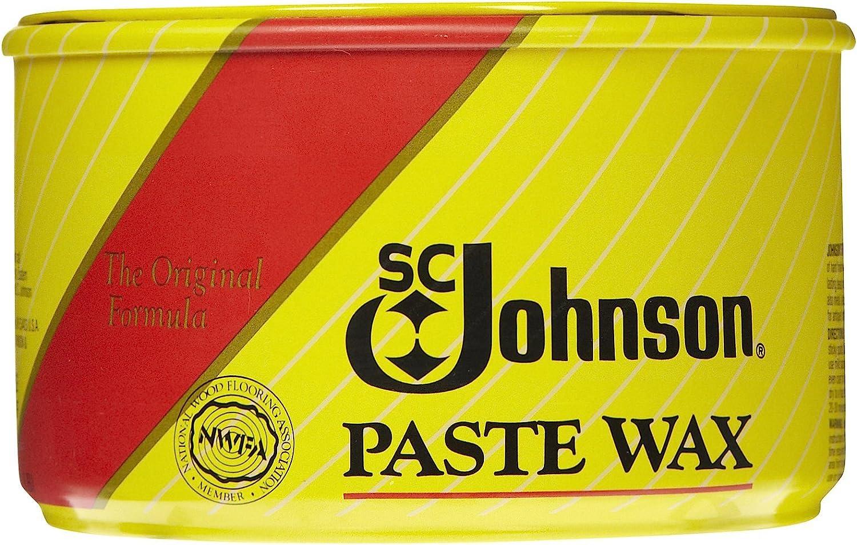 SC Johnson Paste Wax- 16 oz (1lb)