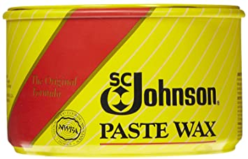 Superior Johnson Wax 16 Oz Fine Wood Paste Wax 00203