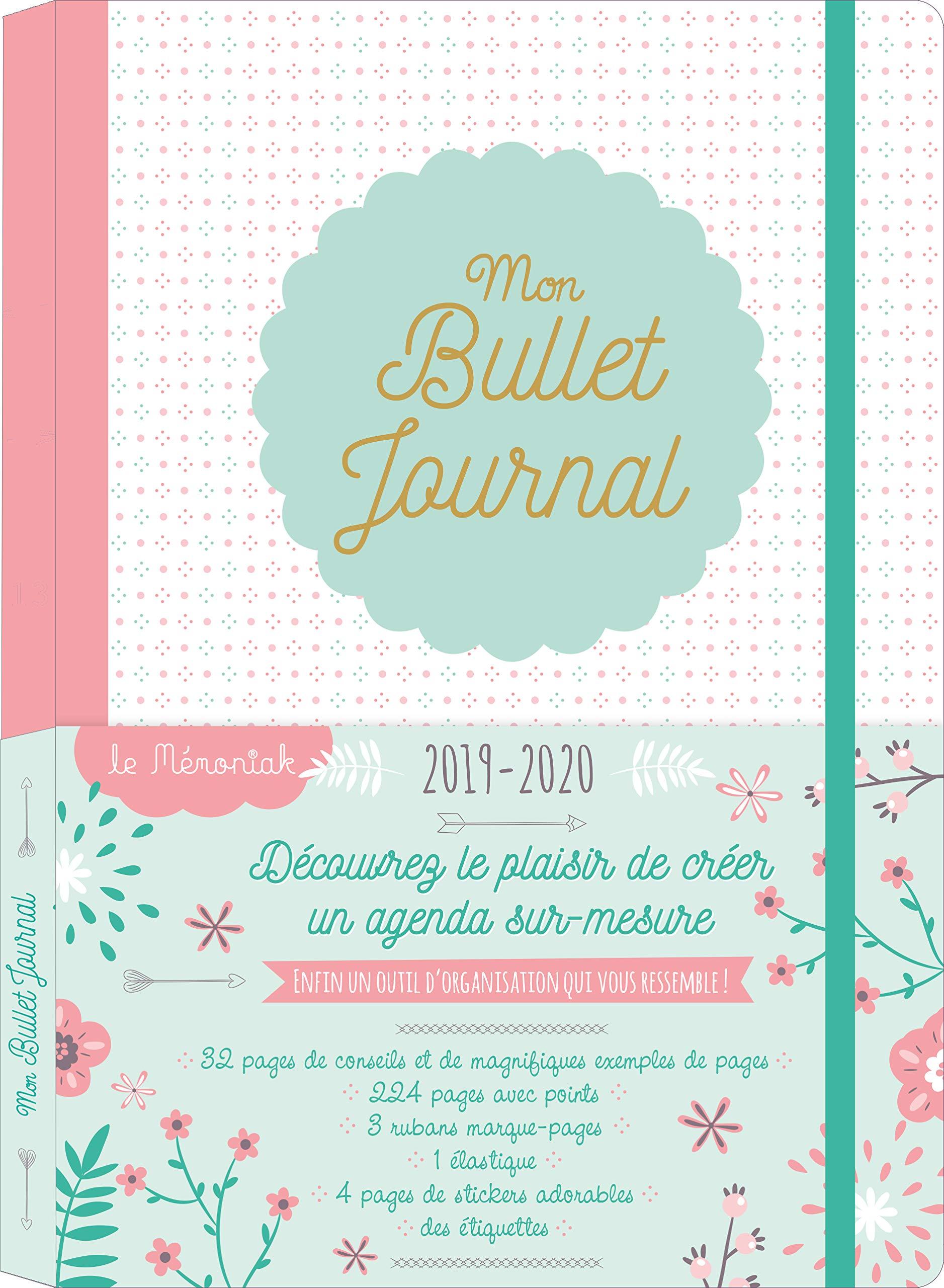 Mon bullet journal Mémoniak (Le Mémoniak): Amazon.es: Maud ...