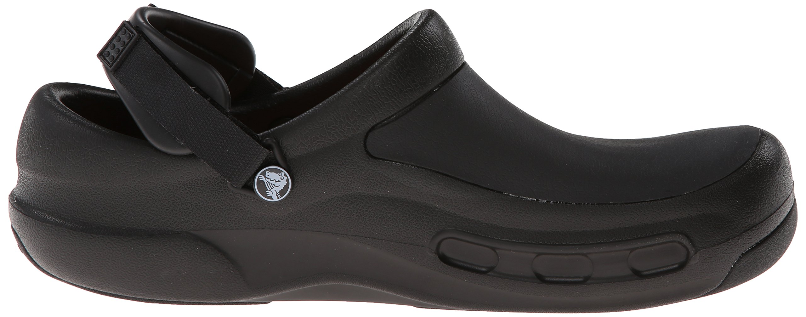 Crocs Men's 15010 Bistro Pro Clog,Black,11 M US by Crocs (Image #7)