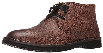 Amazon.com: John Varvatos Men\'s Hipster Chukka Boot, Dark Brown, 7 ...