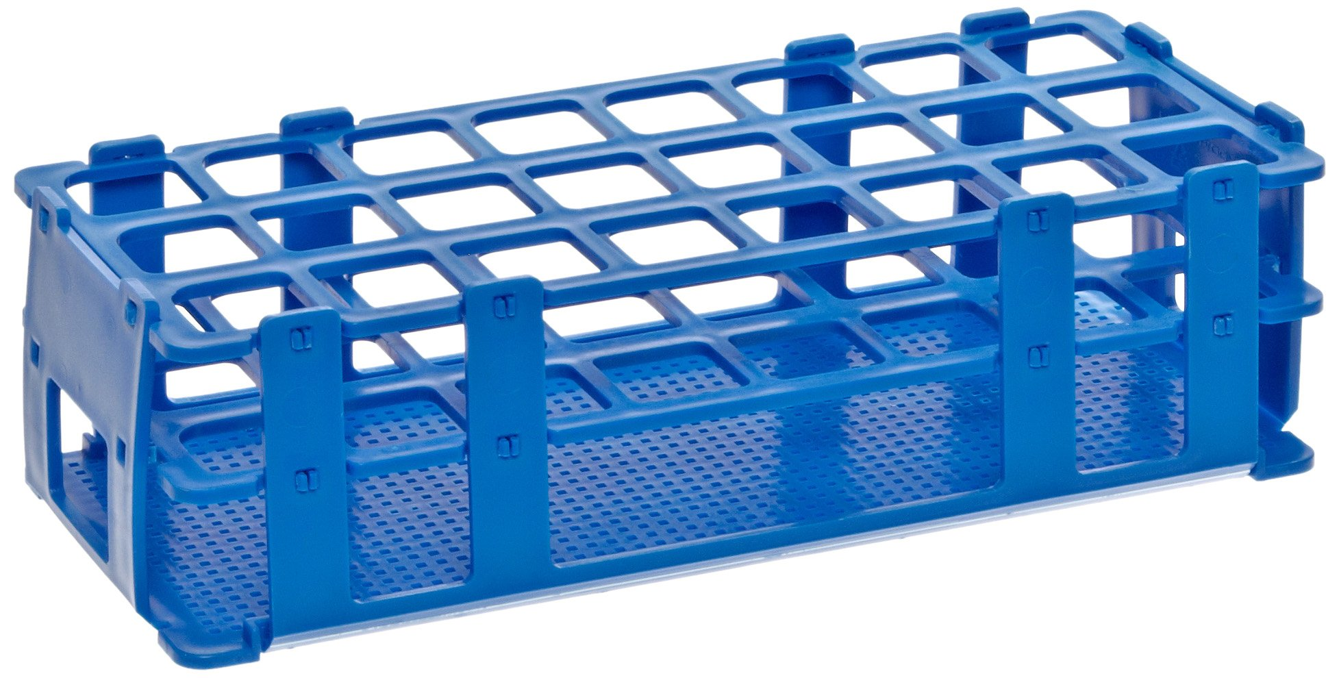 Thermo Scientific ELED 118466 Test Tube Sample Rack, For Plastic Model SWB1122 Series Shaking Water Baths or RSWB3222 Refrigerated Shaking Water Bath Series