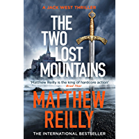 The Two Lost Mountains: The Brand New Jack West Thriller (Jack West Series) (English Edition)