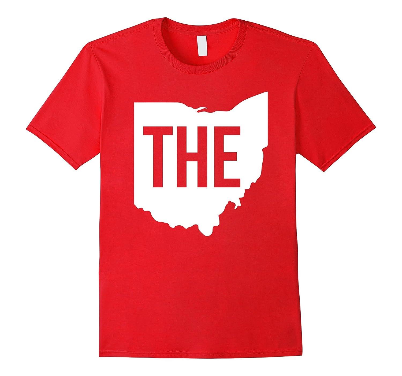 The State of Ohio Shirt I Love Ohio Home Shirt Men Women-FL