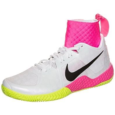 Nike Flare Chaussures de Tennis, Femme, Couleur Blanc