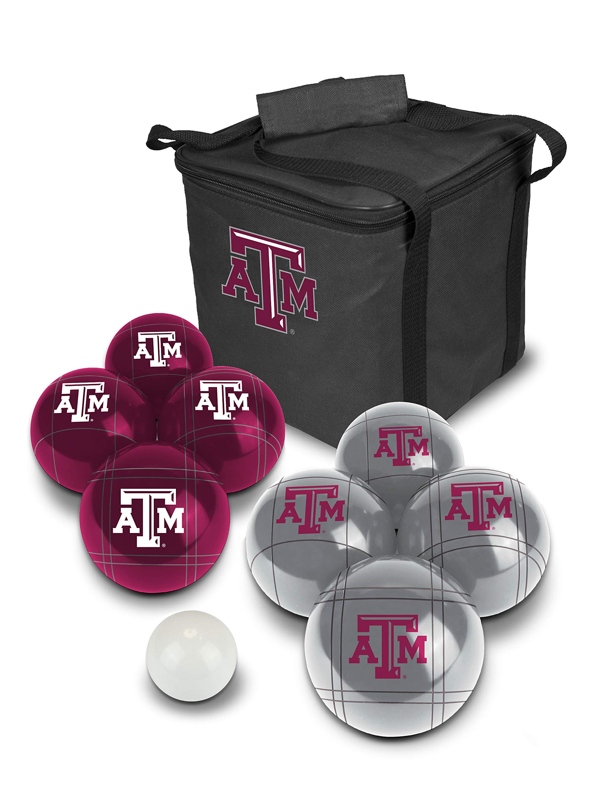 PROLINE NCAA College Texas A&M Aggies Bocce Ball Set by PROLINE