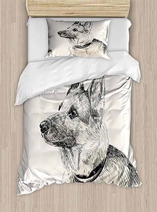 german shepherd bedding set