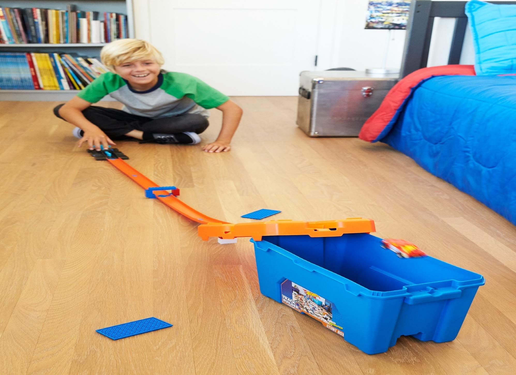 Hot Wheels Track Builder Stunt Box by Hot Wheels (Image #12)