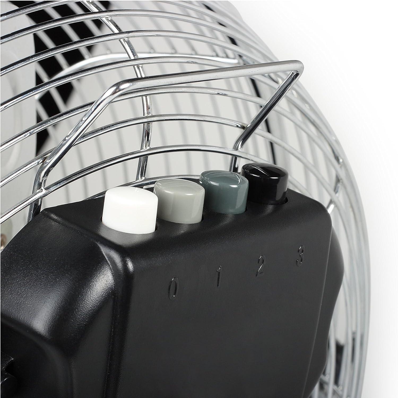 Tristar VE-5933 - Ventilador de suelo con circulador de aire ...