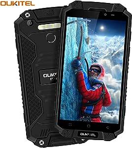 Telefonos Móvil, OUKITEL K10000 MAX 4G Smartphone Libre Grande ...