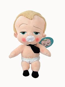 Boss Baby - Peluche bebe jefazo con pañal y chupete 27cm ...