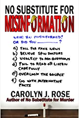 No Substitute for Misinformation (Subbing isn't for Sissies Book 7)