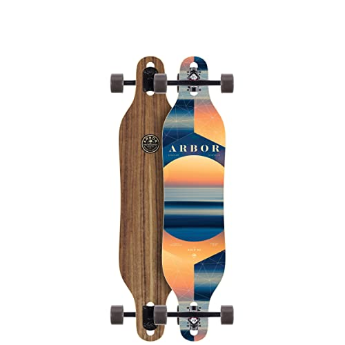 Arbor Axis Photo Series Complete Longboard