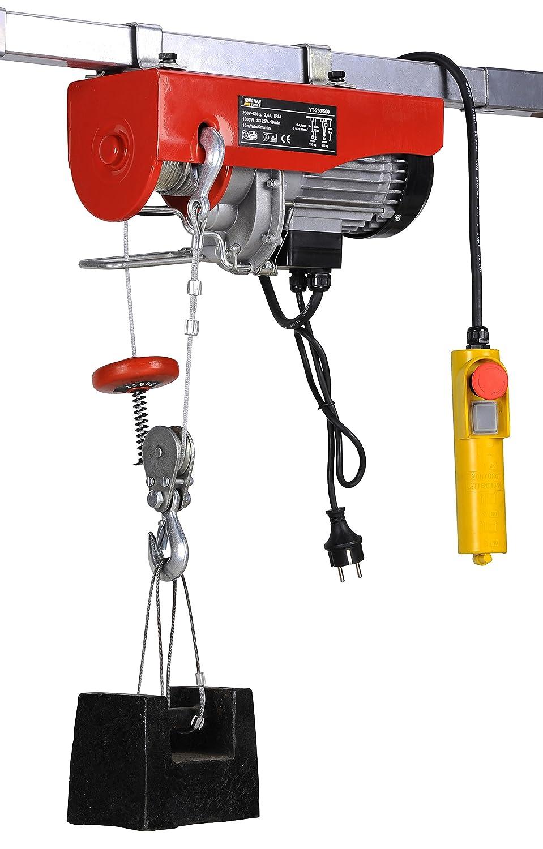 coamer PA 250 Electric Hoist 125/250 kg) S.I.E.R.S.A.
