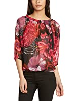 Desigual Reo - Blouse - Manches 3/4 - Femme