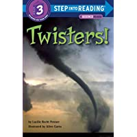 Twisters!: Step Into Reading 3 (Step Into Reading.