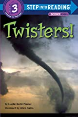 Twisters! (Step into Reading) Paperback