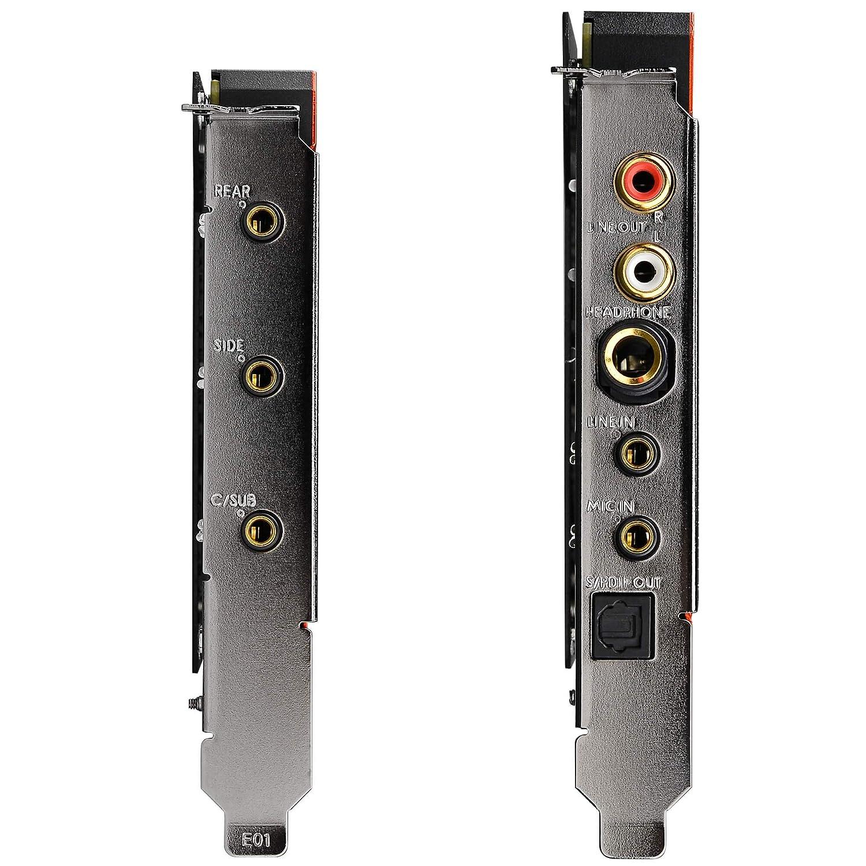 Lifelike Audio RGB LED Designed with Audio Note PCIe Stereo EVGA NU Audio Pro Backplate 712-P1-AN11-KR