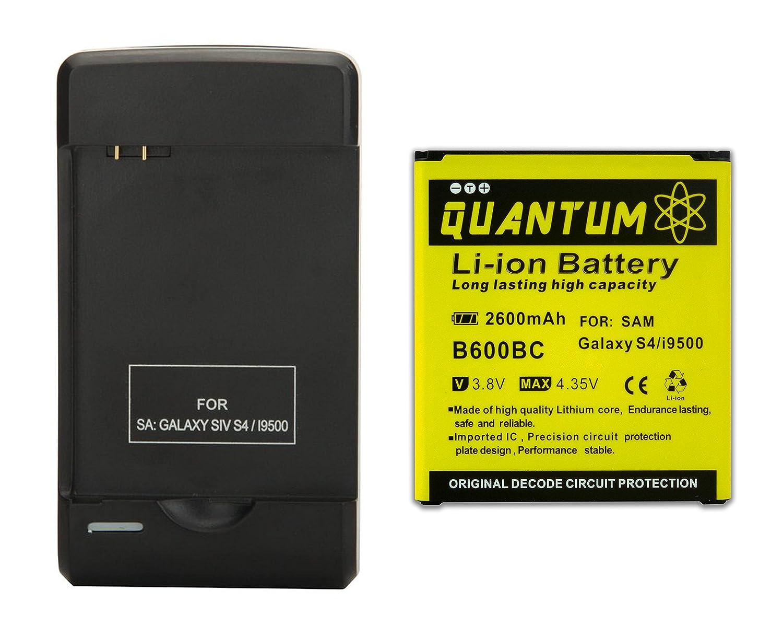 Amazon.com: Batería 2,600 mAh S4 Quantum para Samsung Galaxy ...