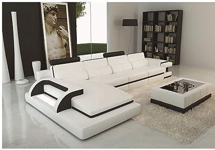 Amazon.com: My Aashis Luxury Polaris - White and Black Contemporary ...