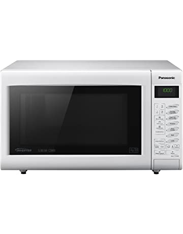 Panasonic NN-CT555WBPQ Combination Microwave, 27 L, 1000 W - White