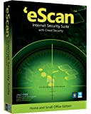 eScan Internet Security Suite with Cloud Security - 1 User, 1 Year  (CD)