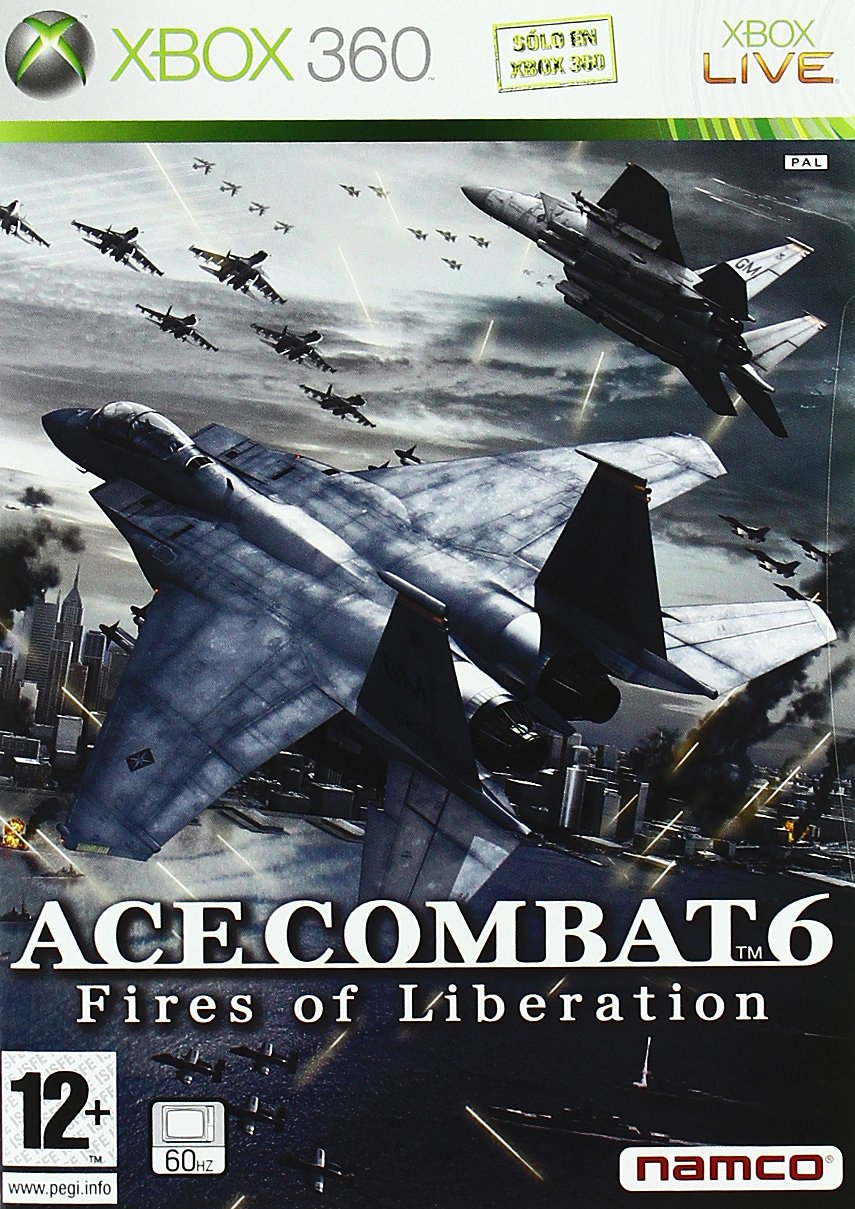Ace Combat 6 [Spanish Import]: Amazon co uk: PC & Video Games