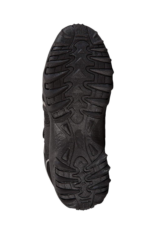Zapatillas c/ómodas de Verano Mountain Warehouse Zapatillas Mars para ni/ños Zapatillas de monta/ña con Tiras de Cierre de Gancho y Lazo para ni/ños Zapatillas Ligeras