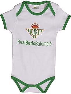 Body bebé Betis la borregada betis personalizable con nombre ...