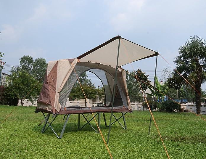HIMALAYA Compact Protable Tent Cot
