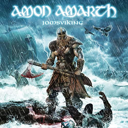 Amon Amarth - Jomsviking (Limited Edition Hardcoverbook)