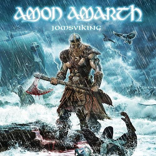 Amon Amarth - Jomsviking (Limited Edition Hardcoverbook)