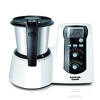 Taurus Mycook Robot de Cocina, 1600 W, Acero Inoxidable PU, Negro, Color Blanco