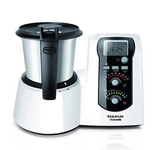 Robot De Cocina New Cook | Taurus Robot De Cocina Taurus My Cook 1600w Amazon Co Uk