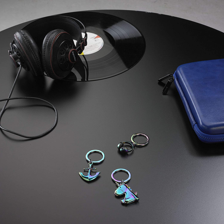 cuco o mois/és Petit Lazzari Corazones Juego de 3 s/ábanas para capazo 35x75 cm color azul