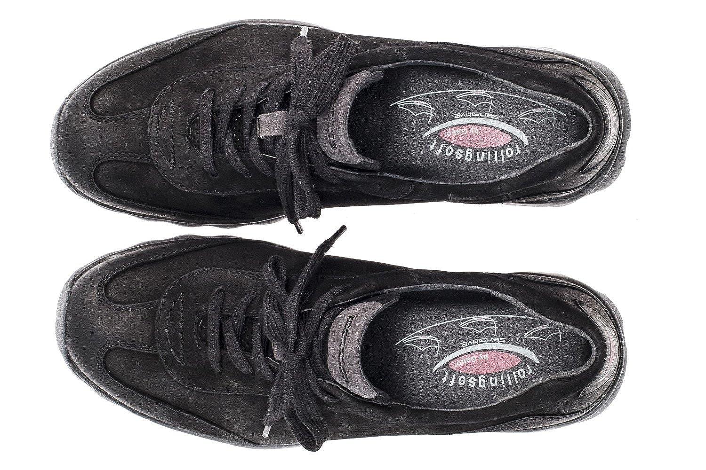 Gabor Rollingsoft - Damen Halbschuhe - Schwarz Schuhe Schuhe Schuhe in Übergrößen  47dfde