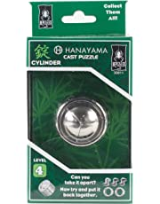 Hanayama Level 4 Cast Puzzle, Cylinder