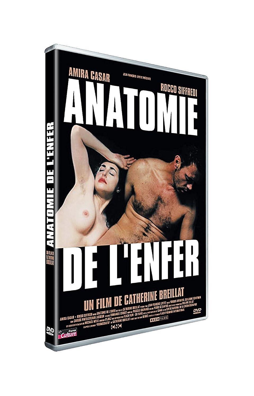 Anatomie de l\'enfer - DVD: Amazon.co.uk: Amira Casar, Rocco Siffredi ...