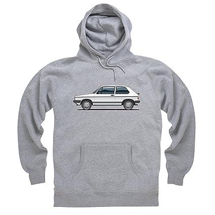 General tee Golf GTI MK1 Small Family Car Sudadera con Capucha, para Hombre: Amazon.es: Ropa y accesorios