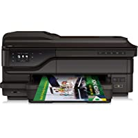HP Stampanti Office Officejet 7612 Stampante All-In-One, Nero